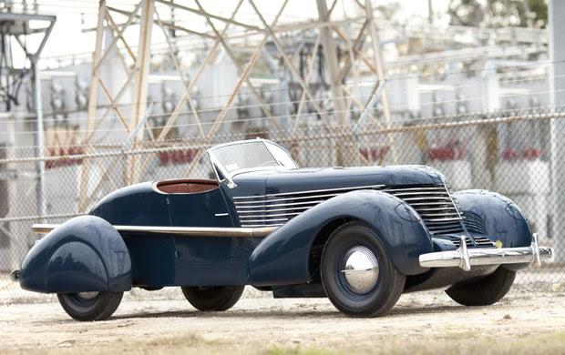 """1937 Kurtis """"Tommy Lee Speedster"""""""