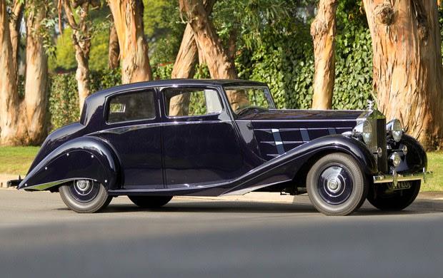 1937 Rolls-Royce Phantom lll Sports Limousine