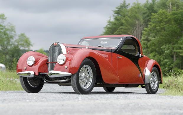 1939 Bugatti Type 57C Atalante Coupe