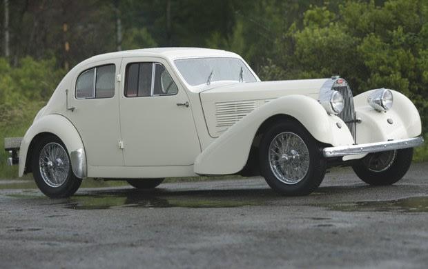 1939 Bugatti Type 57C Galibier Sport Saloon-2