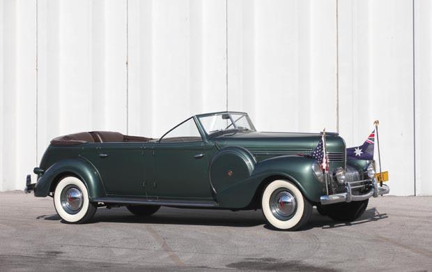 1939 Chrysler C-24 Custom Imperial Parade Phaeton