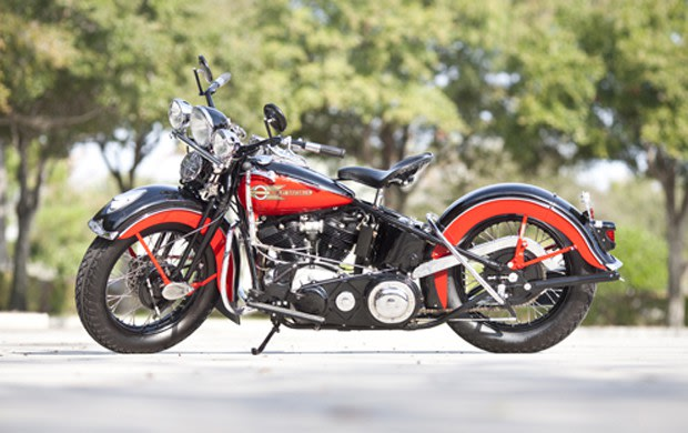 1939 Harley-Davidson Sixty-One EL Knucklehead