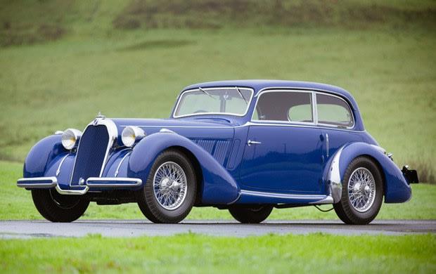 1939 Talbot-Lago T150 C Coupe