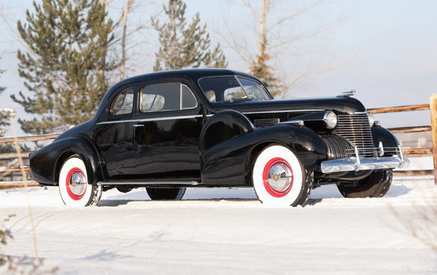 1940 Cadillac Series 75 Five-Passenger Coupe