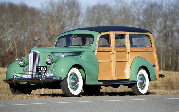 1940 Packard 120 Station Wagon