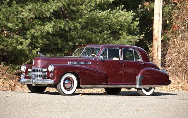 1941 Cadillac Series 60 Special-1