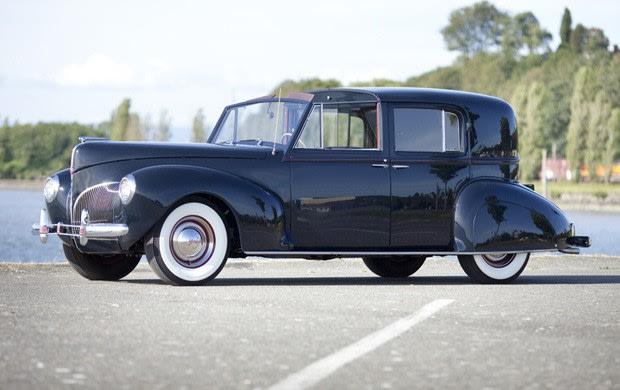1941 Lincoln Continental Town Car