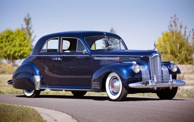 1941 Packard Custom Super-8 One-Eighty Sport Brougham
