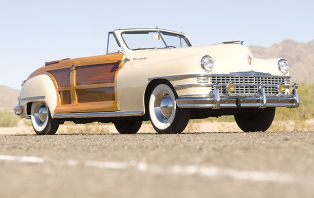 1948 Chrysler Town and Country Convertible-2