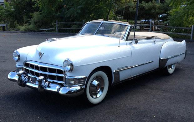 1949 Cadillac Series 62 Convertible Coupe-3