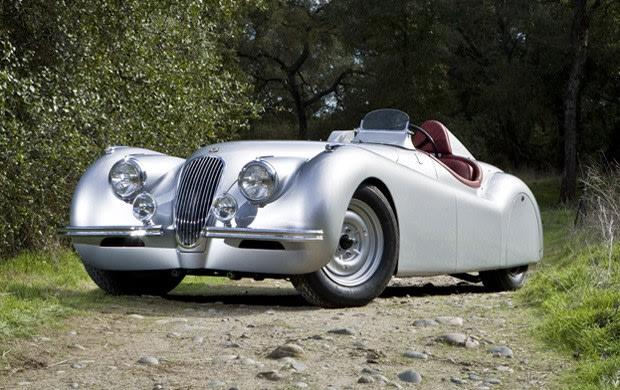 1950 Jaguar XK120 OTS
