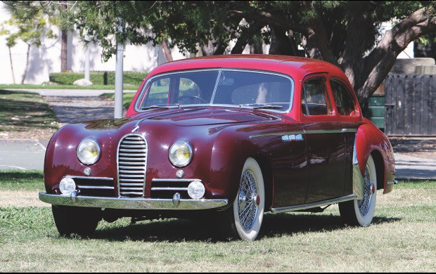 1950 Talbot Lago T-26 Record Coupe