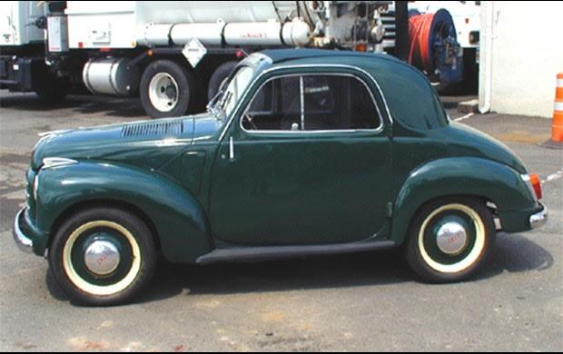 1951 Fiat Topolino