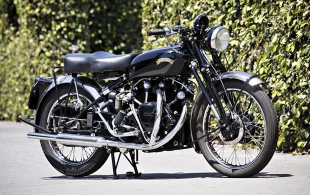 1951 Vincent Black Shadow
