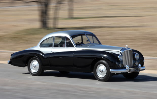 1952 Bentley R-Type Coupe
