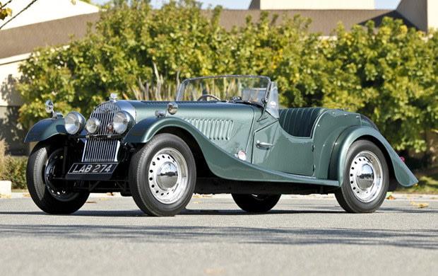1952 Morgan Plus 4 (1)
