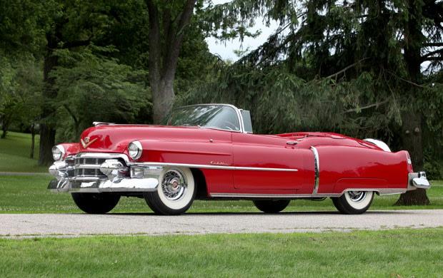 1953 Cadillac Eldorado Convertible-2