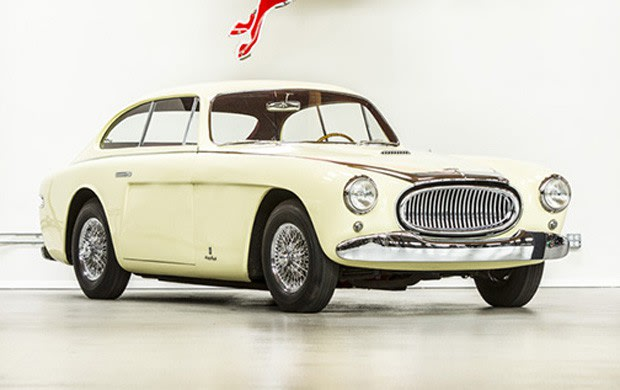 1953 Cunningham C-3 Continental Coupe-2