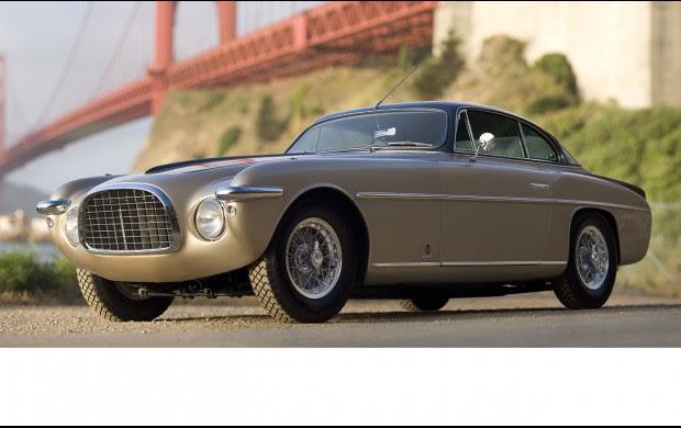 1953 Ferrai 375 America Vignale Coupe