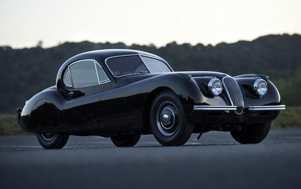 1953 Jaguar XK120 Fixed Head Coupe (1)
