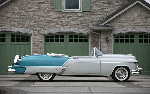 1953 Oldsmobile Fiesta Convertible-1