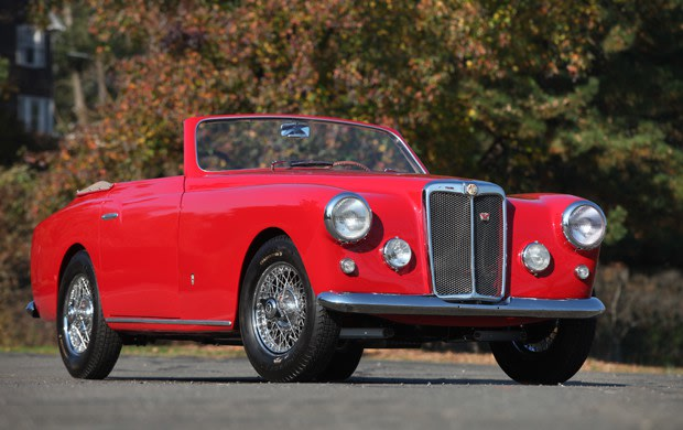 1954 Arnolt-MG Drop Head Coupe