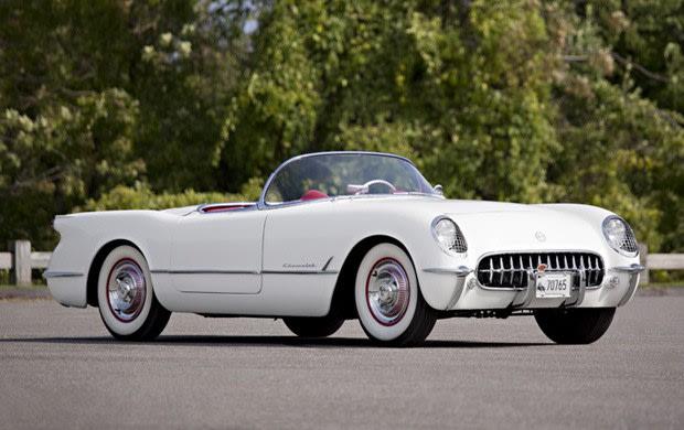 1954 Chevrolet Corvette-3