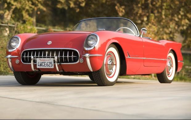 1954 Chevrolet Corvette-4