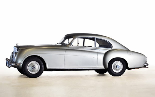 1955 Bentley R-Type Continental Fastback (1)