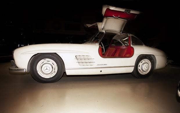 1955 Mercedes-Benz 300 SL Gullwing(4)