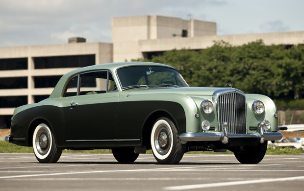 1956 Bentley S1 Continental Coupe
