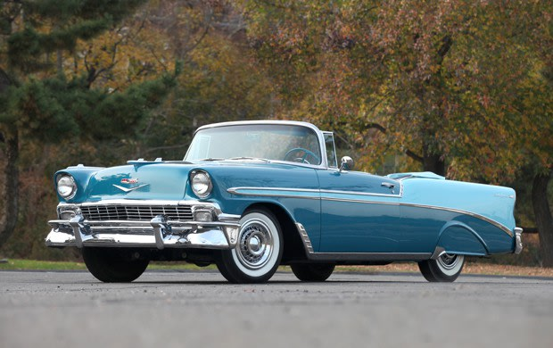 1956 Chevrolet Bel-Air Convertible-2
