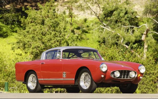 1956 Ferrari 250 GT Alloy Boano Coupe
