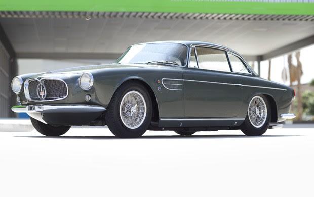 1956 Maserati A6G/54 Berlinetta-1