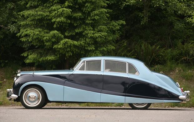 1957 Bentley S1 Saloon