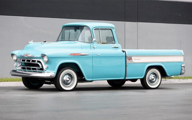 1957 Chevrolet Cameo Pickup-1