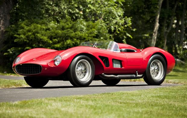 1957 Ferrari 500 TRC-2