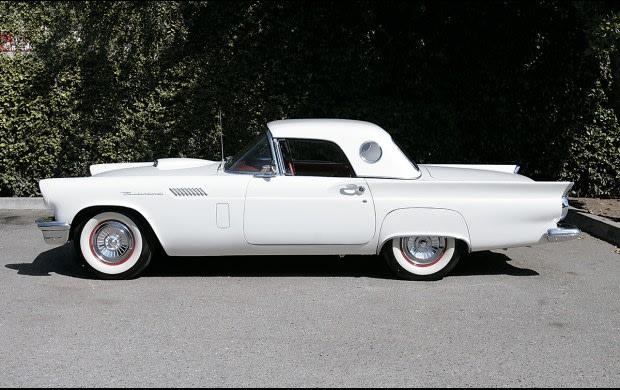 1957 Ford Thunderbird-7