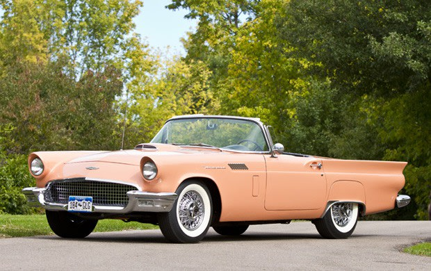 1957 Ford Thunderbird-4