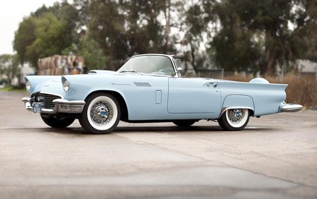 1957 Ford Thunderbird (2)