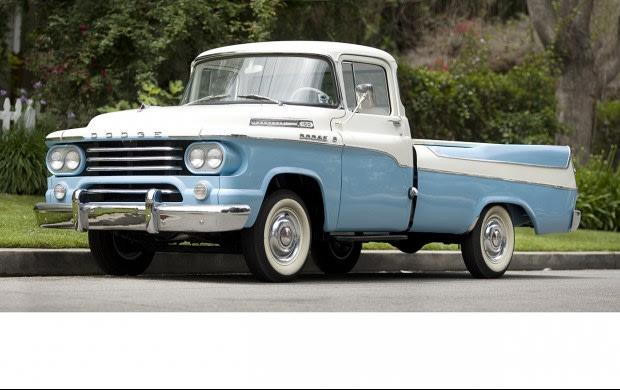 1958 Dodge Sweptside Pickup