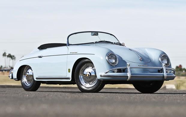 1958 Porsche 356 A Speedster-6