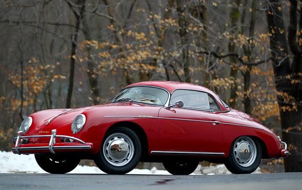 1958 Porsche 356 A Speedster-7