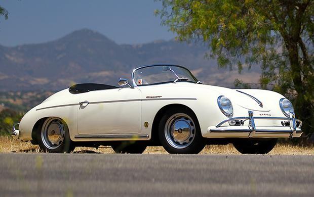1958 Porsche 356 A Super Speedster (1)