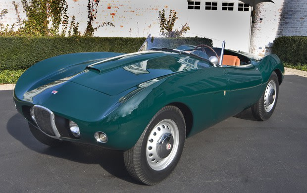1959 Arnolt Bristol Deluxe Roadster
