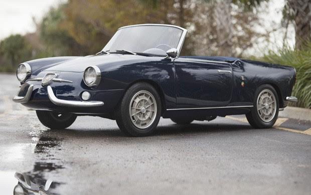 1959 Fiat Abarth 750 Spider