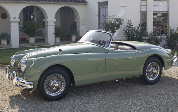 1959 Jaguar XK 150 Roadster