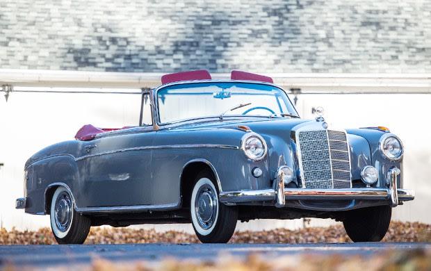 1959 Mercedes-Benz 220 S Cabriolet-2