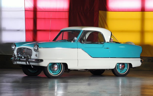 1959 Nash Metropolitan 1500 Hard Top