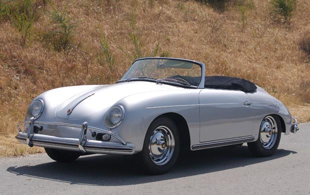 1959 Porsche 356 A Convertible D-1